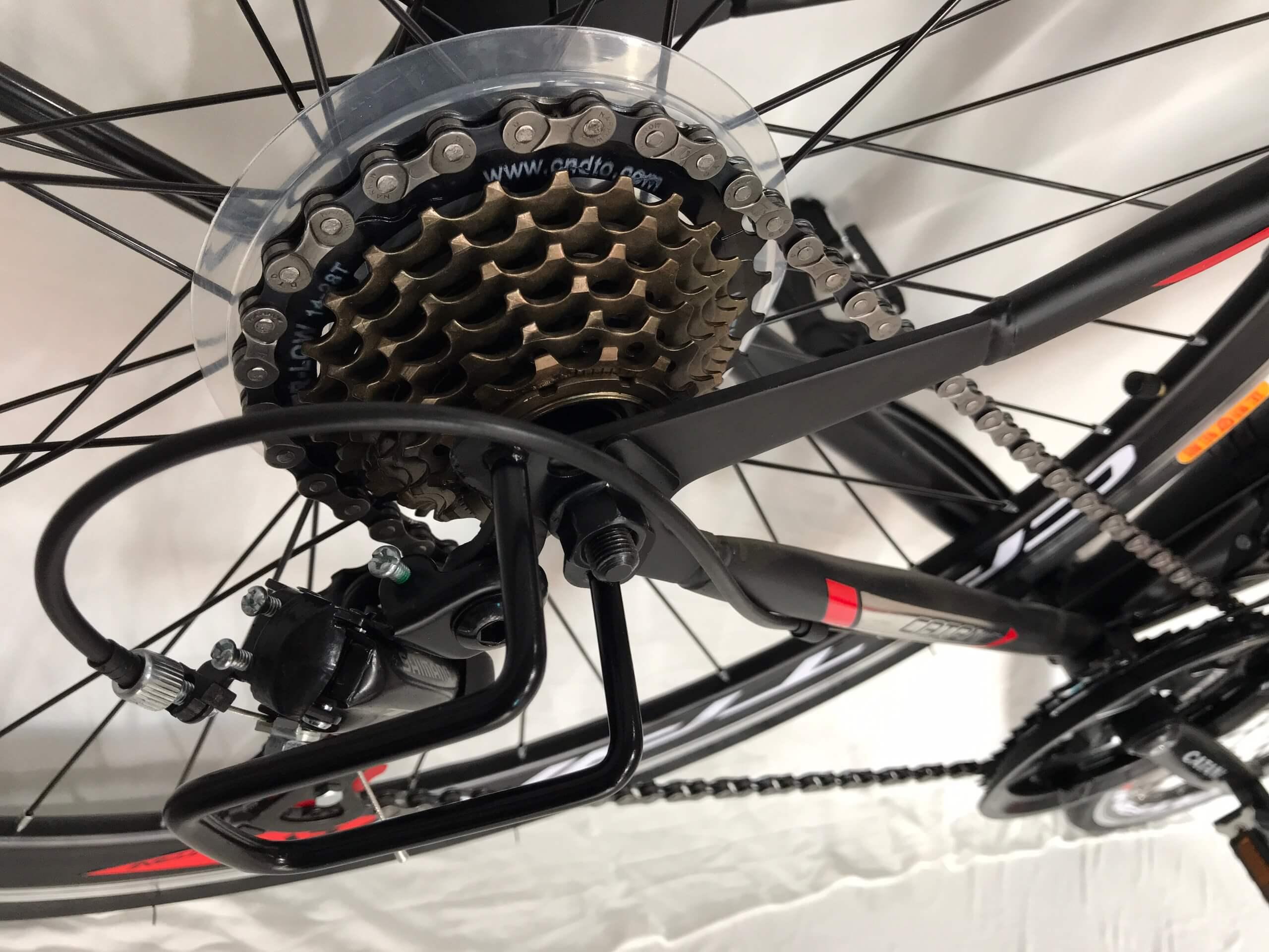 xe đạp catani 700
