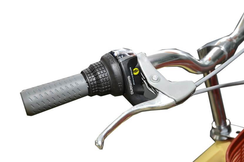 Hình ảnh chi tiết xe đạp Mini FASCINO FD-26