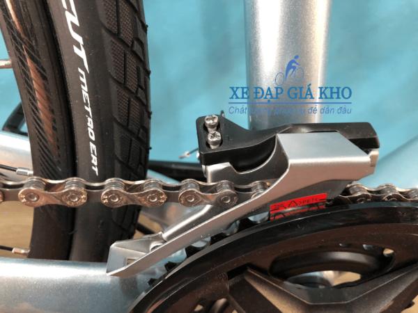 Xe đạp GIANT 2020 ESCAPE 1 D 2020 - Đen