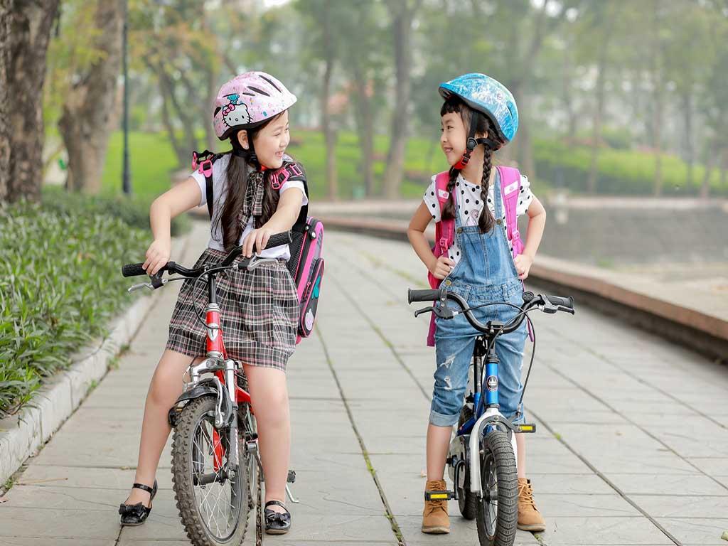 Xe đạp đa dạng