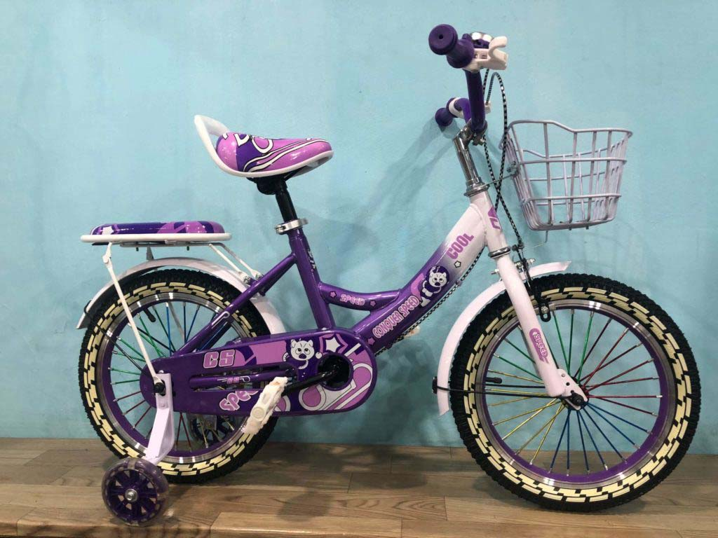Xe đạp trẻ em chất lượng, chế độ bảo hành lâu dài