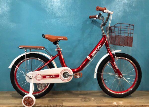 Xe đạp 18 inch - Dành cho bé từ 6 đến 9 tuổi