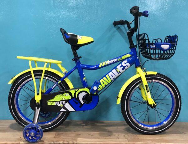 Xe đạp 16 inch - Dành cho bé từ 4 đến 7 tuổi