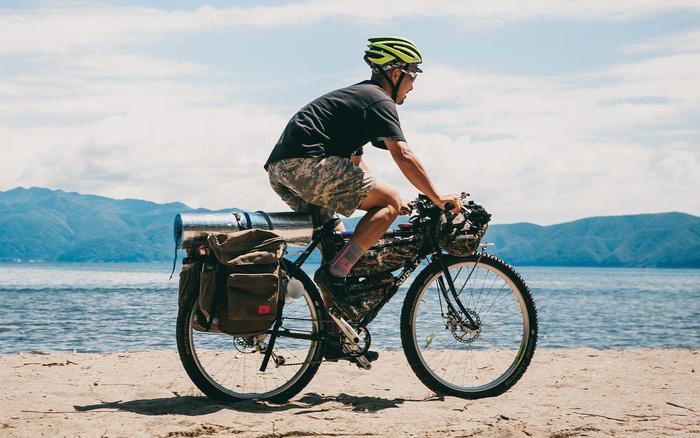 Sự tự do và chủ động khi đạp xe một mình
