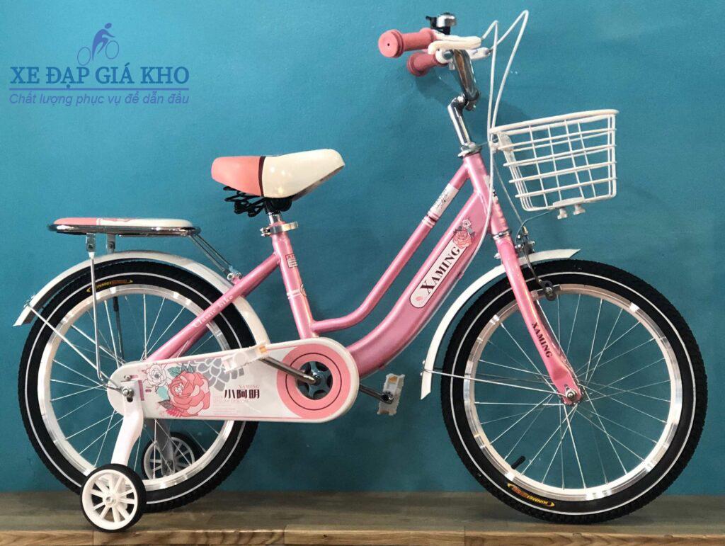 Xe đạp cho bé (bánh căm)