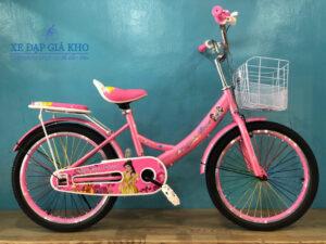 5 mẫu xe đạp cho bé gái từ 7-10 tuổi mẹ nên tham khảo