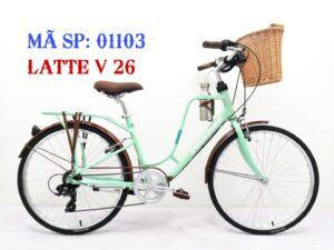 Xe đạp Đường Phố 26 Inch Vinabike LATTE V26